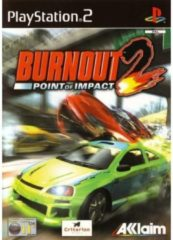 Electronic Arts Burnout 2 - Point of Impact