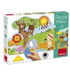 Jumbo Safari houten puzzel Goula