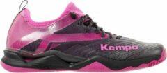 Kempa wing lite 2.0 dames zwart roze maat