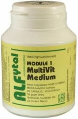 Alfytal Multivit Medium (Module 1) - 90 Caspules - Multivitamine