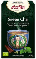 Yogi Tea Yogi Thee groen Chai