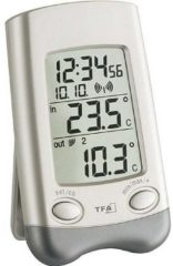 Draadloze thermometer TFA 30.3016.54 Radiografische thermometer Wave