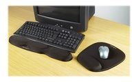 Kensington Technology Group Kensington Foam Mouse Wristrest - Mauspad mit Handgelenkpolsterkissen - Schwarz 62384