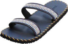 Yoga sandalen mannen - donkerblauw 43 Slippers YOGISTAR