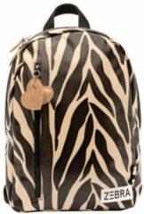 Zebra Trends Girls Rugzak M zebra pink