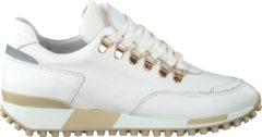 VIA VAI Dames Lage sneakers Giulia Bold - Wit - Maat 39