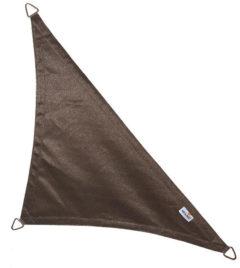 Nesling Coolfit schaduwdoek driehoek 90 graden antraciet - 4.0 x 4.0 x 5.7 meter