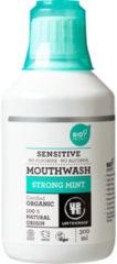 Urtekram Mondwater Sensitive Strong Mint (300ml)