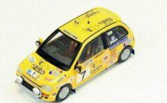 Subaru Vivio RX-R #7 Winner Rally Safari 1993 - 1:43 - IXO Models