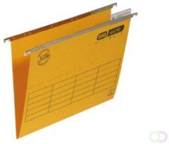 ELBA Hangmappen Ultimate A4 Geel Karton V-bodem 23 5 x 33 cm 25 Stuks