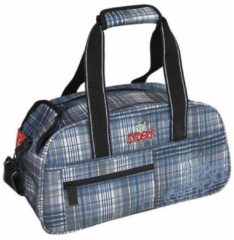 Syderf Sporttasche Blue Check Syderf 12 blue