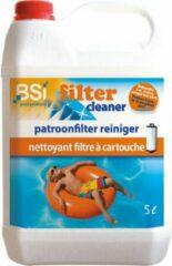 BSI Pool Products Filter Cleaner Voor PatroonFilters - Geschikt Voor Kleine & Grote Filters - 5L