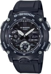 Casio G-Shock GA-2000S-1AER - Horloge - Kunststof - Zwart - 51 mm