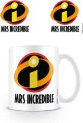Witte Disney Dinsey Pixar Incredibles 2 Mrs Incredible Mok