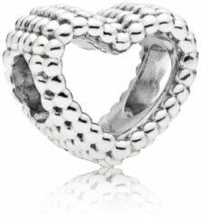 Pandora 797516 Bedel Beaded Heart zilver