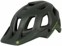 Endura - SingleTrack Helm II - Fietshelm maat L-XL, zwart