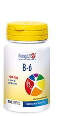 Longlife B-6 100 Compresse
