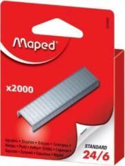 Maped Office 46x Maped nietjes 24/6, doos a 2.000 nietjes