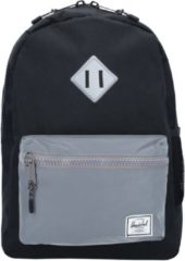 Heritage Youth Rucksack 38 cm Herschel black reflective rubber