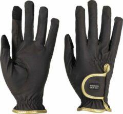 Dokihorse Handschoenen Vasco Bruin/Goud (6.5)