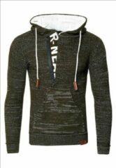 Groene Rusty Neal Trui hoodie - 13277