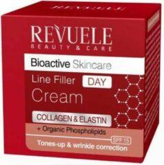 Revuele Bioactive Skin Care Collagen & Elastin Day Cream SPF15 50ml.