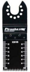 BLACK+DECKER Piranha Präzissions-Tauchsägeblatt, HCS, 32x40 mm für Multitool X26110-XJ