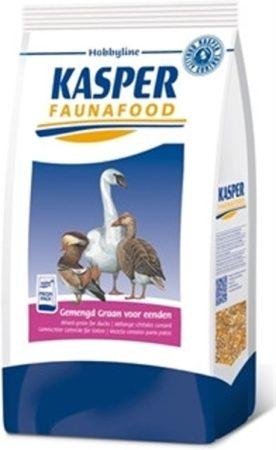 Afbeelding van Kasper Faunafood Hobbyline Gemengd Graan voor Eenden - Eendoenvoer - 4 kg