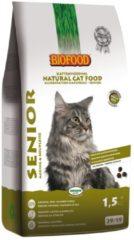 Biofood Ncf Senior Ageing - Kattenvoer - Kip Vis Zalm 1.5 kg