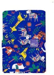 Bambino Mio verschoonmatje - Giraffe Blauw