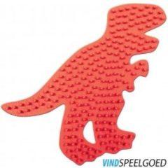 Rode SES Beedz Strijkkralen - Legbord T-Rex