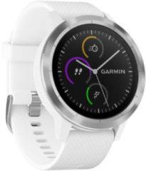 Garmin vívoactive 3 - Edelstahl - intelligente Uhr mit Band 010-01769-20