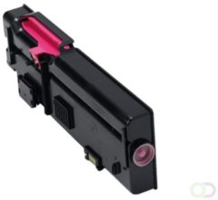 Paarse DELL FXKGW Tonercartridge 1200 pagina's Magenta