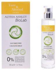 Alyssa Ashley Biolab Tiare And Almond Eau de Cologne 50ml Spray