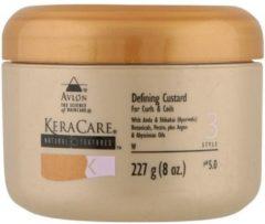 KeraCare - Natural Textures Curl Defining Custard - 227gr.