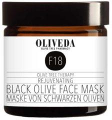 Oliveda F18 Maske schwarze Oliven - Rejuvenating, 60ml