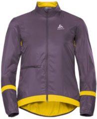 Odlo Jacket Fujin Light - Radjacken für Damen - Lila