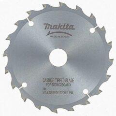 Makita Accessoires Cirkelzaagblad hout 136x10x1,5 24T 20g