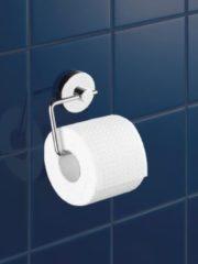 WC-Rollenhalter 'VACUUM-LOC' Wenko silberfarben
