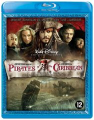 Walt Disney Pictures Pirates Of The Caribbean: At World's End (Blu-ray)