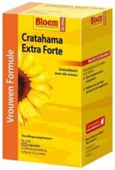 Bloem Cratahama Exra Forte - 100 Capsules - Voedingssupplement