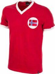 Rode Copa Retro shirt Noorwegen 1961 maat L