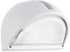 Witte EGLO Onja - Buitenverlichting - Wandlamp - 1 Lichts - Wit - Helder