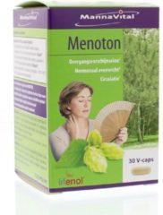 Mannavital Menoton 30 Capsules