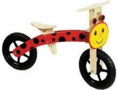 Rode Simply for kids Loopfietsje kever