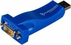 Lenovo 78Y2361 kabeladapter/verloopstukje RS-232 USB Blauw