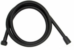 Badstuber Soho doucheslang mat zwart 150cm