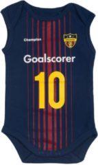 Paarse Fun2Wear Goal Scorer barcelona maat 74
