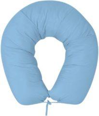 VidaXL Zwangerschapskussen 40x170 cm lichtblauw