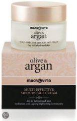 Macrovita Olive & Argan Multi-Effective 24hours Face Cream (dry to dehydrated skin)